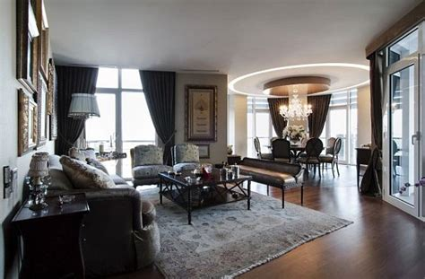 Wohnzimmer Antik Und Modern by Luxury Home In Istanbul Traditional Style Meets Contemporary