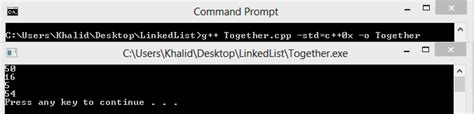 Cpp Template Function Undefined Reference by C Weird Undefined References On Template Linkedlist