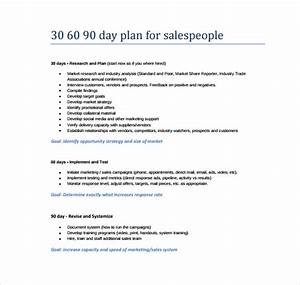 30 60 90 day plan template 8 free download documents in pdf for 30 60 90 action plan examples template