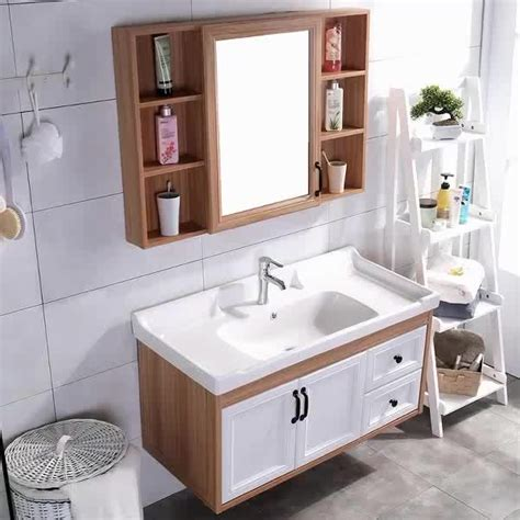 Commercial Bathroom Storage Cabinet by 2018 New Design Modern Carbon Fiber Bathroom Vanity