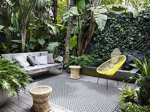 best 25 tropical patio ideas on pinterest modern potted With idee amenagement jardin zen 5 comment amenager un petit jardin idee deco original