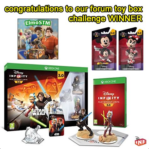 disney toys fan challenges disney infinity fans view topic forum toy box