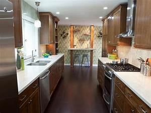 Narrow Kitchen Design Galley Kitchen Free Home Galley Kitchen Design In Modern Living