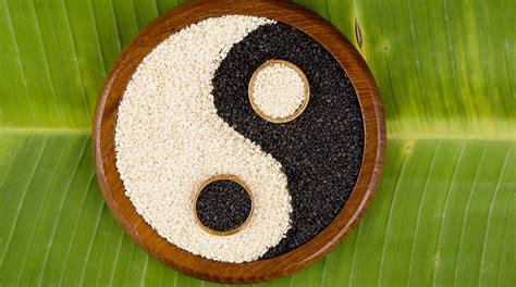 cucina macrobiotica  distinguere gli alimenti yin