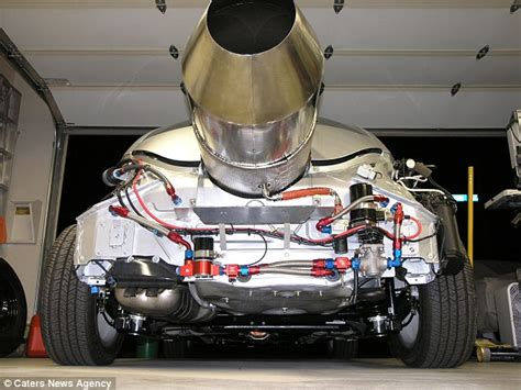 bugatti jet engine californian man fits his vw beetle with a jet powered