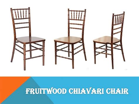 fruitwood chiavari chair by foldingchairsca on deviantart
