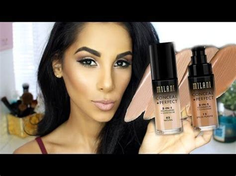 impression milani conceal perfect foundation