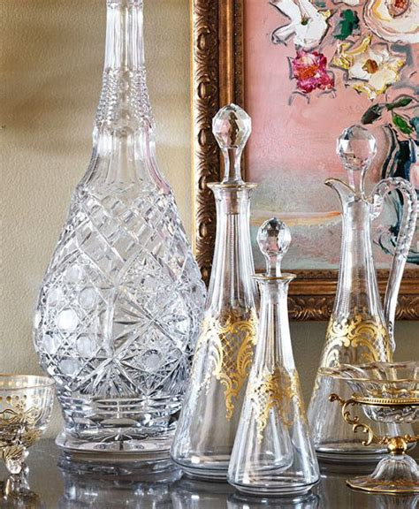 collecting gilded age china and glass glasses