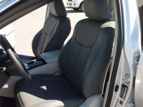 Clazzio Car Seat Cover Installation For Toyota Venza('09