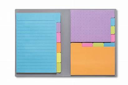 Sticky Notes Planner Panda Planners Tab Goals