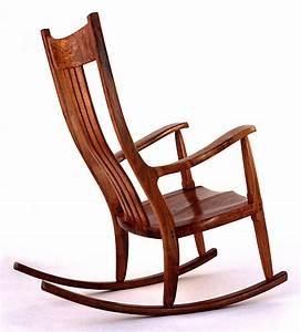 wood rocking chair plans free