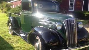 1937 Chevrolet Chevy Pickup Antique Truck