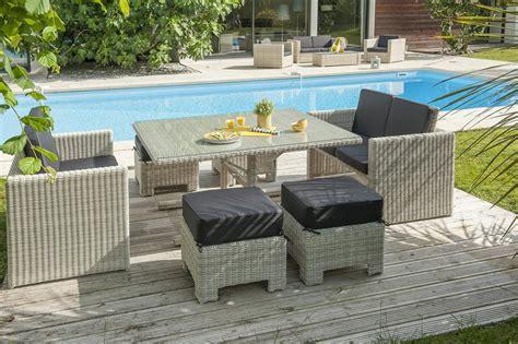 canapé jardin design datoonz com salon de jardin daveport v 225 rias id 233 ias de