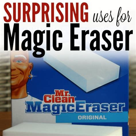 25 Uses For Mr Clean Magic Erasers  Coupon Closet