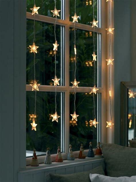 Weihnachtsdeko Fenster Weiß by Fensterdeko Zu Weihnachten 104 Neue Ideen