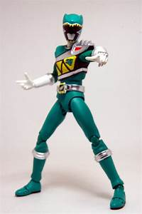 S.H. Figuarts Kyoryu Blue and Green Gallery by ...
