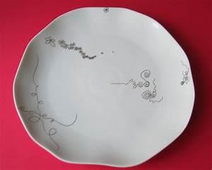 Assiette à Dessert Originale : couleur table by vl produits assiettes ~ Teatrodelosmanantiales.com Idées de Décoration