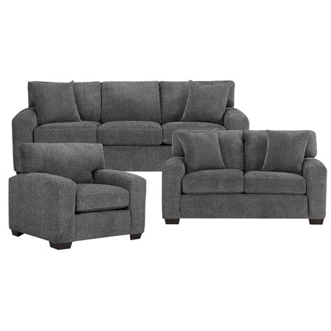 3 discount gray microfiber sectional sofa set with city furniture adam gray microfiber sofa