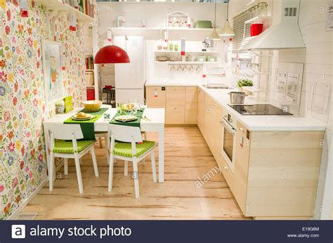 ikea kitchen furniture uk ikea showroom stock photos ikea showroom stock images