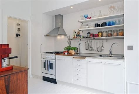 fotos de cocinas modernas blancas decoracion de cocinas