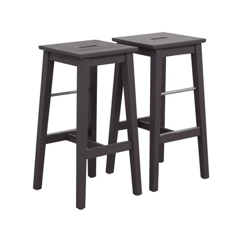 40% Off  Ikea Ikea Bosse Bar Stools  Chairs. Desk Chair Wood. Jig Table. Table Top Wood. Pine Desks. Outdoor Picnic Table. Marriott Platinum Desk. Chest Of Drawers Measurements. Shipping Desk