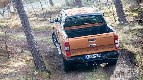 ford ranger wildtrack  review car magazine