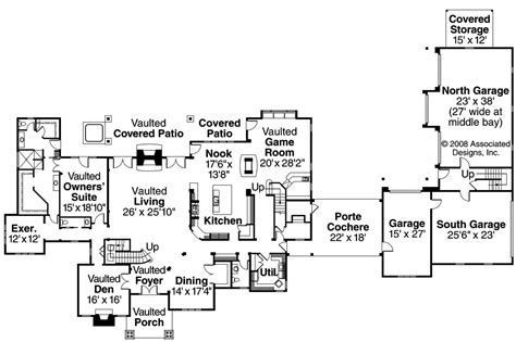 house plans with attached guest house marvelous home plans with detached guest house 4 casita