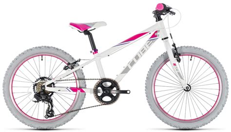 cube kinderfahrrad 18 zoll cube kid 200 2018 20 zoll white 180 n 180 pink jetzt bestellen lucky bike de