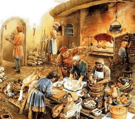 histoire de la cuisine et de la gastronomie fran軋ises la cuisine au moyen age 28 images quot ripailles et