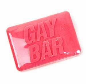 Gay Bar Soap | Pink Cat Shop