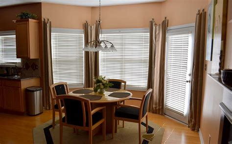 Anderson Laminate Flooring by Alluring Window Treatment Design Comes With Walnut