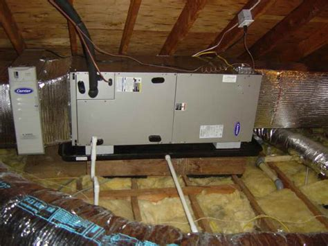 how to repair central air conditioning installation