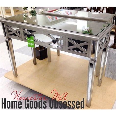 home goods table ls mirrored furniture home goods marceladick com
