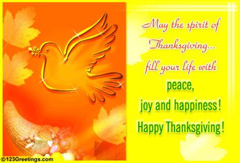 thanksgiving spirit  prayers ecards greeting cards