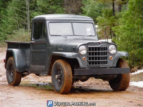 Willys Jeep Truck:picture # 2 , reviews, news, specs, buy car