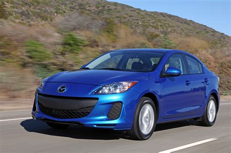 2013 Mazda Mazda3 Reviews And Rating