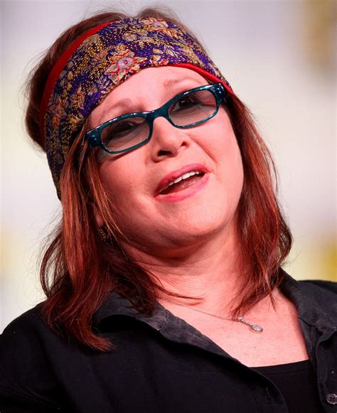 carrie fisher simple english wikipedia