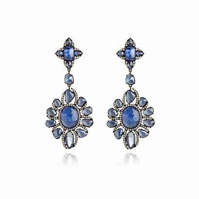 Earrings Tanzanite Fine Jewelry Sutra Annoushka