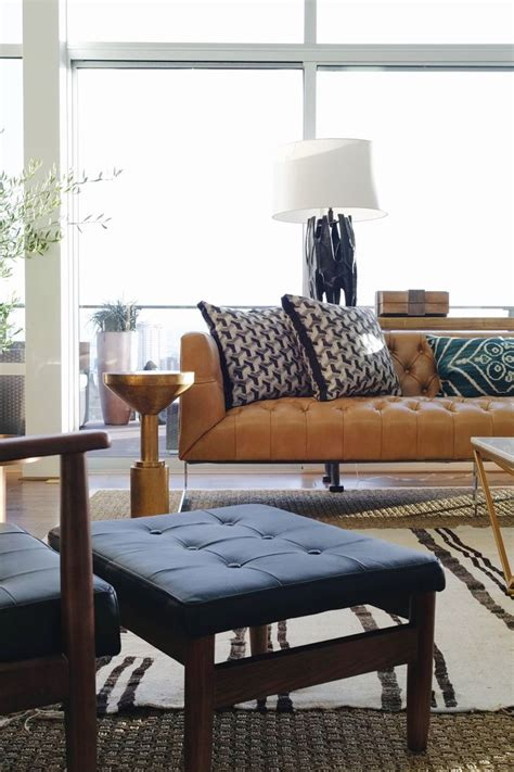 House Inspired Showhouse Ideas by Living Room Mid Century Modern Inspired Design The