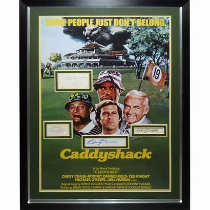 Murray Caddyshack Deluxe Framed Bill Poster Zoom