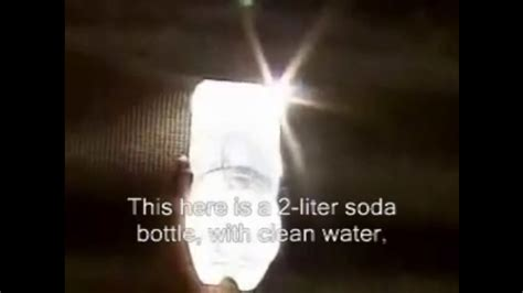 Solar Lights Made Plastic Bottles Water Cleantechnica