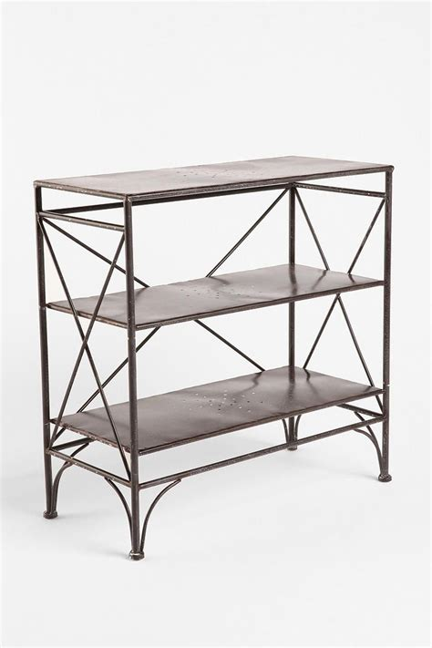 Small Metal Bookcase by Best 25 Metal Bookcase Ideas On Industrial