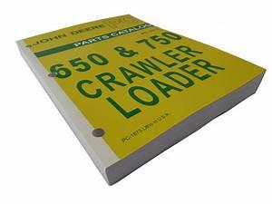 John Deere Parts Catalogs