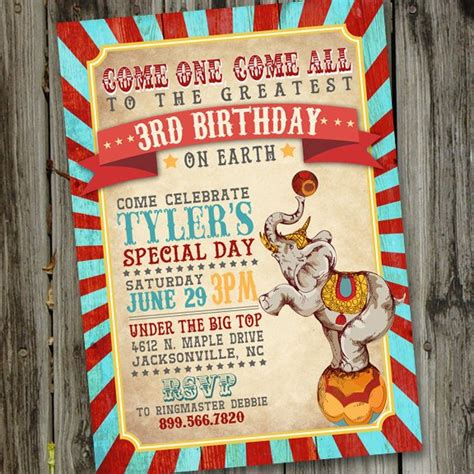 carnival invitation ultimate list 100 carnival theme ideas by a professional planner