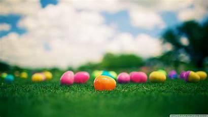 Easter Happy Desktop Wallpapers Egg Eggs Colorful