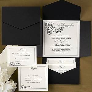 free wedding invitation sample kits chatterzoom With wedding invitation kits nz