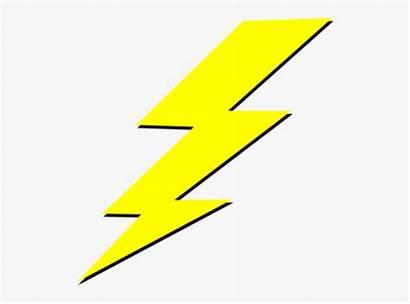 Lightning Bolt Clipart Transparent Clip Bolts N30