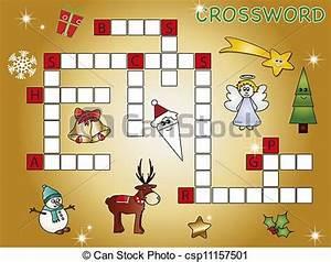 Von Hand Kreuzworträtsel : stock illustration von kreuzwortr tsel weihnachten csp11157501 suchen sie clipart ~ Eleganceandgraceweddings.com Haus und Dekorationen