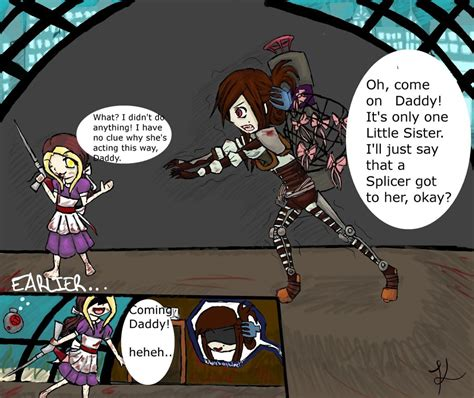 bioshock little sister rule 34 bioshock 2 little sister office girls wallpaper