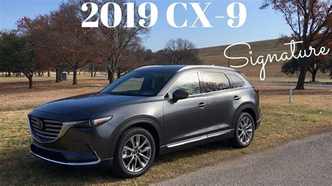 Mazda Cx 9 Picture by Blurring Luxury Lines 2019 Mazda Cx 9 Signature Review